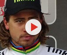 Il Campione del Mondo di ciclismo Peter Sagan