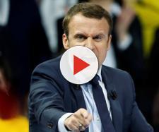Emmanuel Macron attacca i populismi europei.