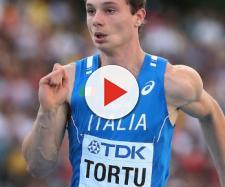 Filippo Tortu batte il record italiano sui 100 metri
