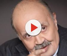 """Maurizio Costanzo, commenta le dichiarazioni di Belen Rodriguez: """"Sono poco eleganti"""""""