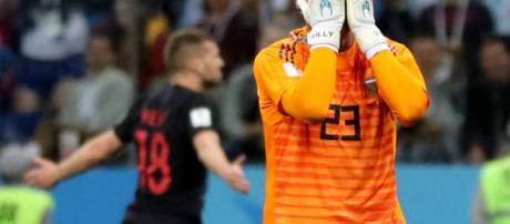 Argentina con un pie fuera de Rusia 2018
