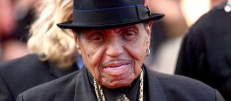 Joe Jackson hospitalized with terminal cancer in Las Vegas. [Image Credit:YouTube-Lailah Lynn]