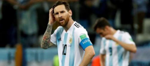 Argentina pode ficar fora da segunda fase