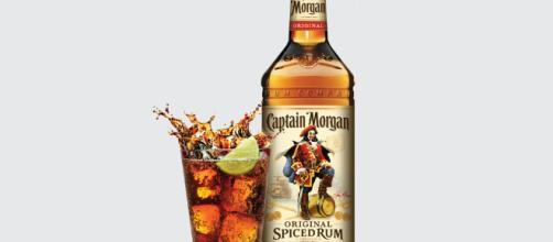 Captain Morgan Rum — Tara Lubonovich - taralubonovich.com