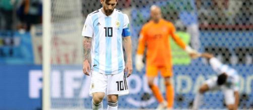 Argentina sufre goleada y se queda casi fuera del Mundial