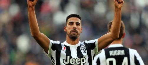 Juventus, Khedira ha deciso di rimanere