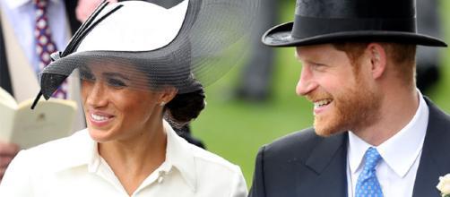 Meghan Markle hace su estiloso debut en el Royal Ascot