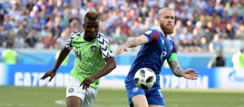 Mondial-2018: le Nigeria avec Iheanacho, deux changements pour l ... - liberation.fr