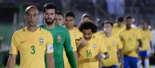 Após um jogo apertado, a seleção brasileira tem sua primeira vitória