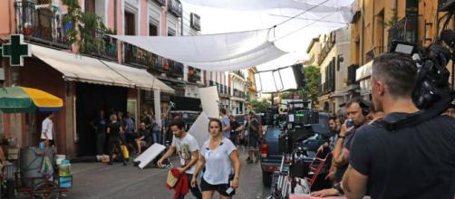 Rodaje en Madrid: 'Terminator 6' disfraza Lavapiés de pueblo mexicano