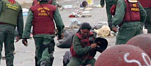 Venezuela: violaciones de derechos humanos - blogspot.com