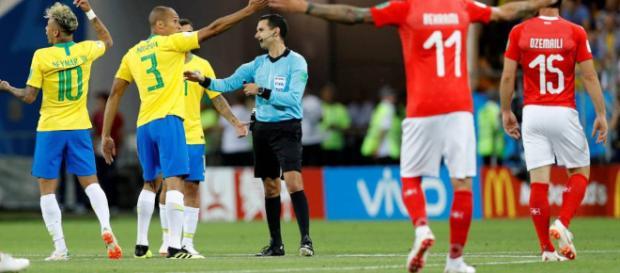 Brasil jogará sem Danilo nesta sexta