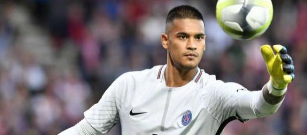 Le PSG vient de fixer le prix d'Alphonse Areola, alors que Naples et Rome sont intéressés.