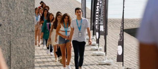 Más de 800 aspirantes acudieron al casting OT en Vigo