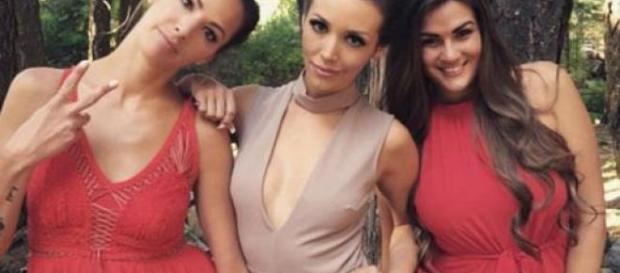 Scheana Marie hangs with Jax Taylor's girlfriend - social post
