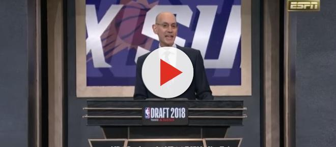Winners & losers in 2018 NBA Draft; Knicks took Kristaps Porzingis; LiAngelo Ball out