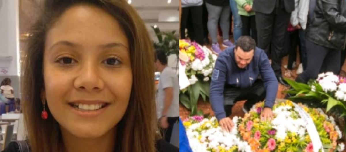 Resultado de imagem para Vitória Gabrielly, 12, pode ter sido confundida com garota ao ser assassinada