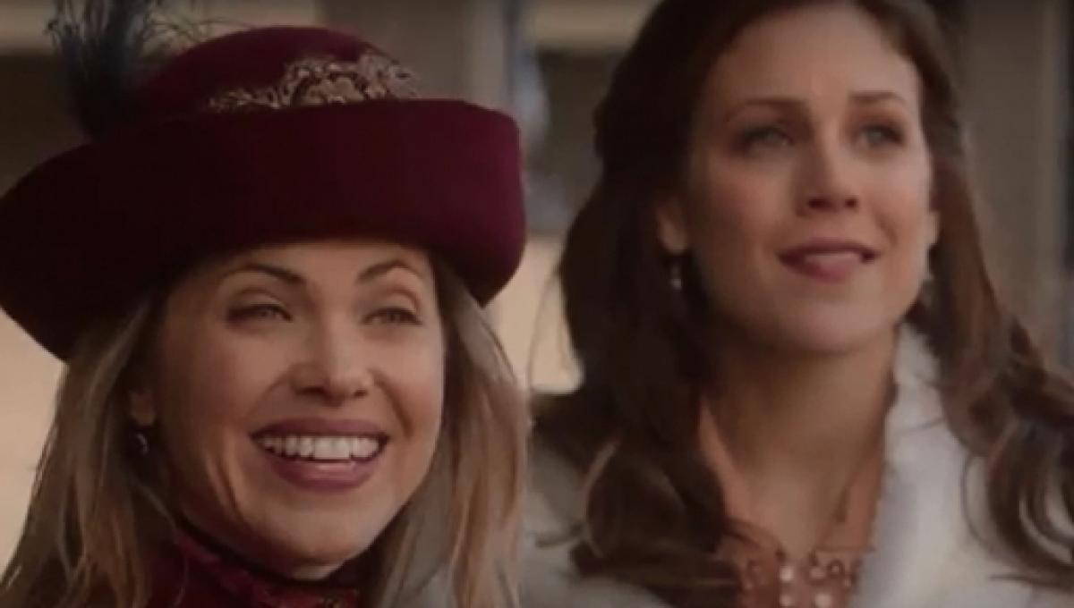Pascale Hutton stars in 'The Perfect Bride 20,' gets birthday ...