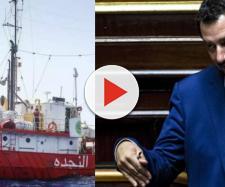 Crisi migratoria, prosegue lo scontro tra Matteo Salvini e le Ong