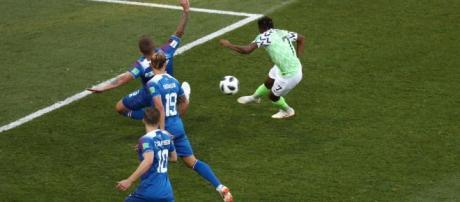 Islandia cae ante Nigeria por marcador de 2 a 0 y deja abierto el grupo D del mundial