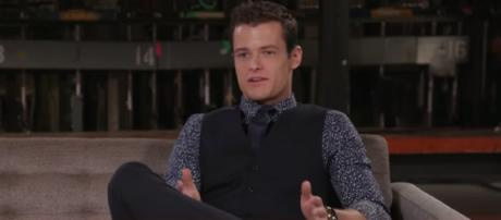 Kyle gets in trouble and Jack is disappointed. - [The Young and the Restless / YouTube screencap]