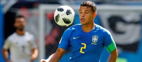 Thiago teve boa atuação contra a Costa Rica