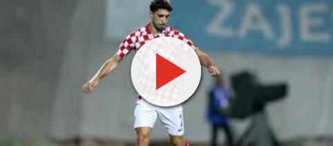 Šime Vrsaljko sarebbe tra gli obiettivi di mercato dell'Inter per rinforzare la difesa