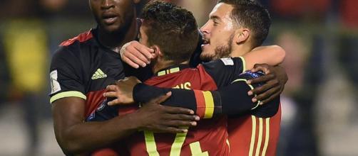 Bélgica enfrenta a Tunísia neste sábado em busca da classificação para as oitavas.