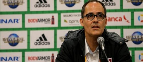 Conselheiros querem saída de Pedro Abad no Fluminense. (Foto: Lucas Merçon)