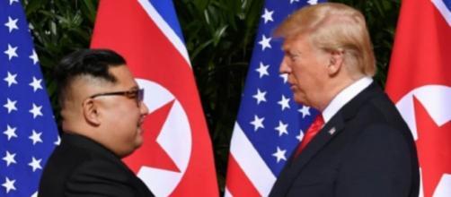 La Corée du Nord, toujours une grande menace selon Donald Trump