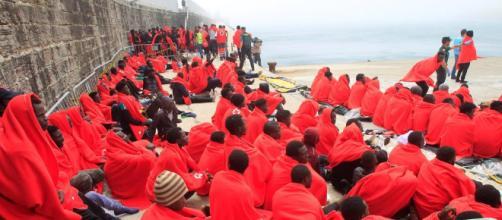 Rescatan 700 inmigrantes en aguas de España - Elintelecto - elintelecto.com