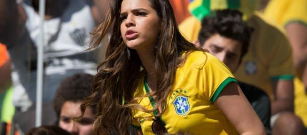 Bruna Marquezinen vai à Rússia ver Neymar