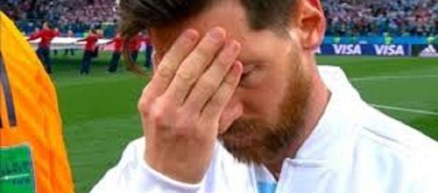 Lionel Messi no termina de encajar en la selección de su país