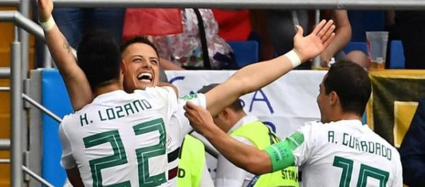Le Mexique confirme sa grande forme dans ce Mondial et assure sa place en Huitième de Finale.
