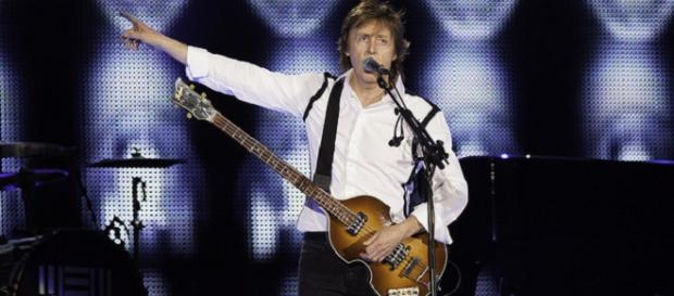 New material released by Paul McCartney (Image Source: flickr, Jimmy Baikovicius)
