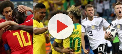 Belgio: la squadra dal gioco migliore, ma Brasile e Germania restano favorite