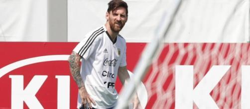 Messi y la selección Argentina se lo juegan todo contra Nigeria en San Petersburgo