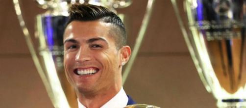 Cristiano Ronaldo venceu quinta Bola de Ouro