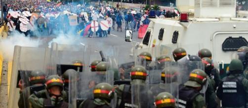 La ONU presentó un informe de violaciones de derechos humanos en Venezuela