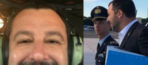 Matteo Salvini parte per la Libia. Blasting News