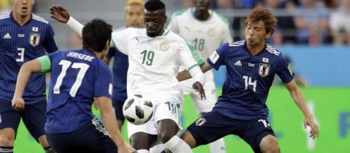 Personne entre le Japon et le Sénégal n'a réussi à prendre l'ascendant lors de cette seconde rencontre de phase de poules.