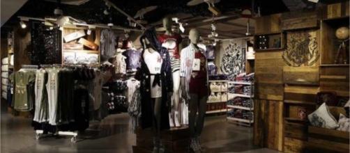 Primark inauguró la primera tienda temática de 'Harry Potter' en España