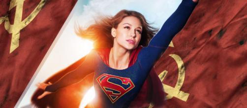 Supergirl y su cuarta temporada se encuentra inspirada en Red Son