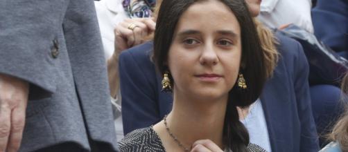 Victoria Federica está saliendo con un compañero de clases