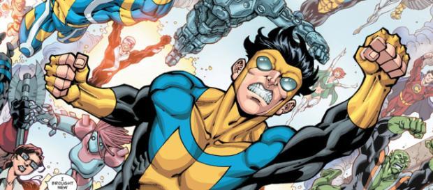 Amazon será el creador de la serie animada de 'Invencible'