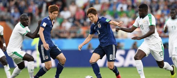 Senegal y Japón empatan a 2 goles en el juego del Grupo H