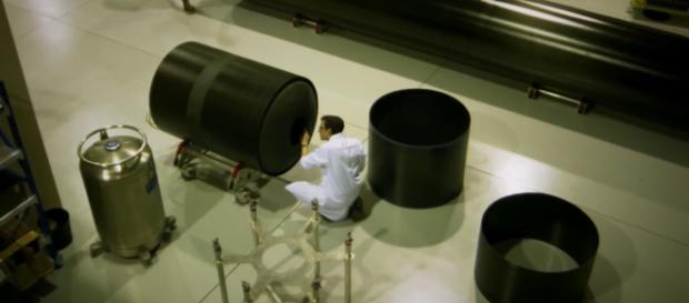 The Electron rocket is made from 3D printing materials and lightweight composite. - [Rocket Lab / YouTube screencap]