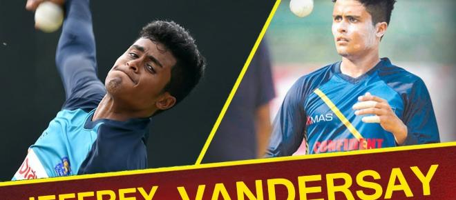Sri Lanka spinner Jeffrey Vandersay sent back from Windies tour on disciplinary grounds
