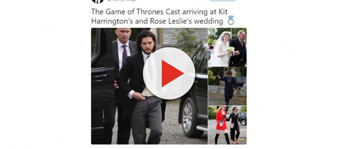 Game of Thrones: Kit Harington and Rose Leslie marry in Scotland this weekend