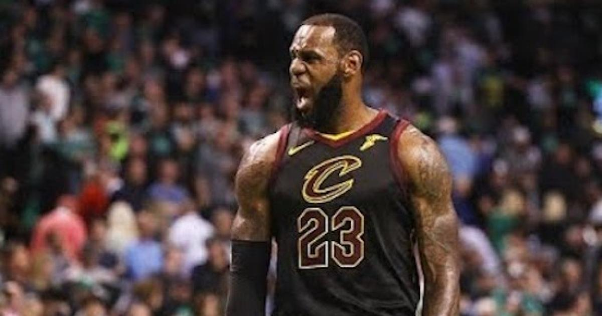 8110017aa0e2 LeBron James Rumors  Lakers have the best odds to sign The King following  NBA draft